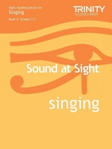 Sound at Sight Singing Book 2 Grades 3-5 - ćwiczenia solfeżowe
