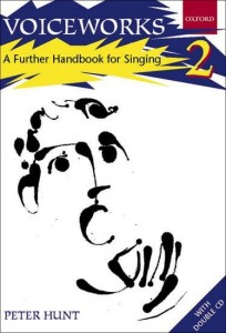 Voiceworks 2: A Further Handbook for Singing (+ 2 płyty CD) - Hunt