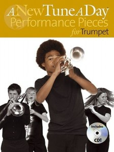 A New Tune A Day: Performance Pieces for Trumpet - nuty na trąbkę (+ płyta CD)