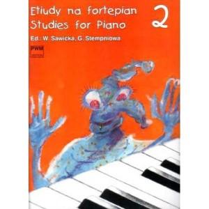 Etiudy na fortepian