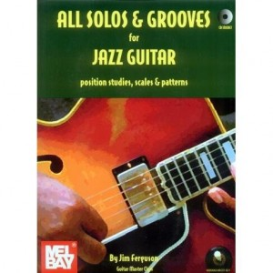 All Solos & Grooves for Jazz Guitar - Jim Ferguson