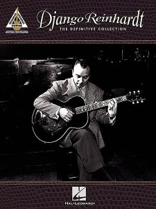 Django Reinhardt - The Definitive Collection - nuty na gitarę z tabulaturą
