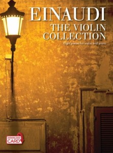 Ludovico Einaudi: The Violin Collection (+ audio online) - nuty na skrzypce i fortepian