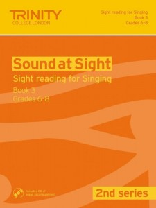 Sound at Sight Singing Book 3 Grades 6-8 (2nd Series) - ćwiczenia solfeżowe