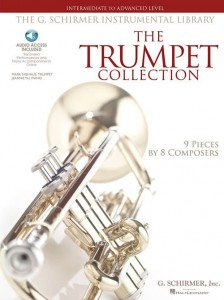 The Trumpet Collection - Intermediate to Advanced Level (+ audio online) - nuty na trąbkę i fortepian