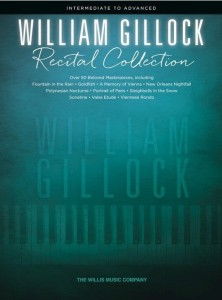 William Gillock: Recital Collection - nuty na fortepian solo
