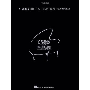 Yiruma: The Best - Reminiscent 10th Anniversary - nuty na fortepian