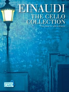 Ludovico Einaudi: The Cello Collection (+ audio online) - nuty na wiolonczelę i fortepian