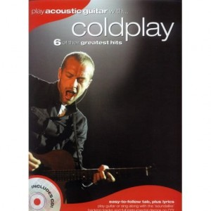 Play Acoustic Guitar with Coldplay