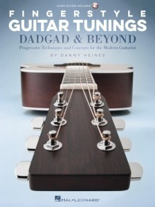 Fingerstyle Guitar Tunings: DADGAD & Beyond (+ audio online) - Heines - alternatywne stroje gitarowe