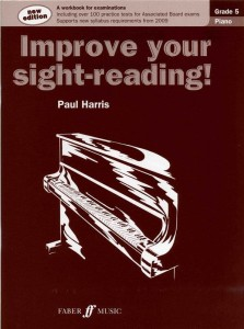 Paul Harris: Improve Your Sight-Reading! - Grade 5 - szkoła grania z nut na fortepian