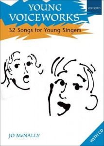 Young Voiceworks: 32 Songs for Young Singers (+ płyta CD) - McNally