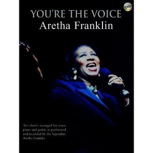 Aretha Franklin - You're The Voice (+ płyta CD) - nuty na fortepian, wokal i akordy gitarowe