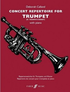 Concert Repertoire for Trumpet with Piano - nuty na trąbkę z fortepianem