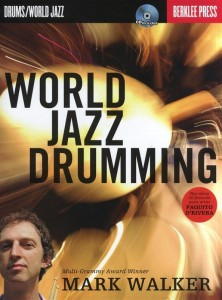 Mark Walker: World Jazz Drumming (+ płyta CD) - nuty na perkusję