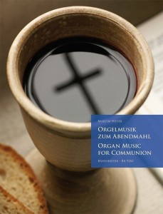 Organ Music for Communion - nuty na organy na komunię