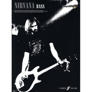 Authentic Playalong Bass - Nirvana - nuty na gitarę basową (+ płyta CD)