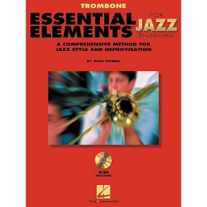 Essential Elements for Jazz Ensemble - Trombone - Mike Steinel