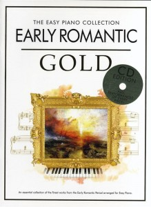 The Easy Piano Collection: Early Romantic Gold (+ płyta CD) - łatwe nuty na fortepian