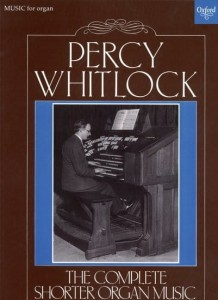 Whitlock: The Complete Shorter Organ Music - nuty na organy