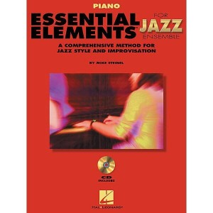 Essential Elements for Jazz Ensemble - Piano - Mike Steinel