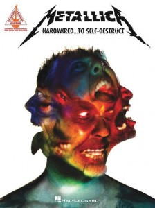 Metallica: Hardwired...To Self-Destruct - nuty i tabulatury na gitarę