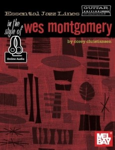 Essential Jazz Lines: The Style of Wes Montgomery - Guitar Edition - nuty na gitarę z tabulaturą (+ audio online)