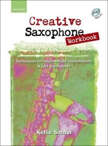 seria Creative Saxophone nuty na saksofon
