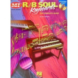 R&B Soul Keyboards. The Complete Guide - Brewer - szkoła na keyboard (+ płyta CD)