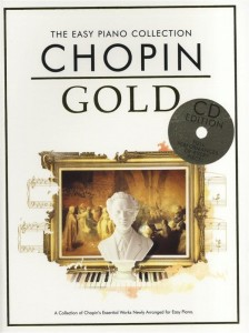 The Easy Piano Collection: Chopin Gold (+ płyta CD) - łatwe nuty na fortepian