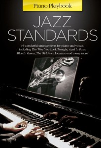 Piano Playbook: Jazz Standards - nuty na fortepian solo