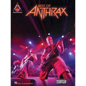 Best Of Anthrax - nuty i tabulatury na gitarę