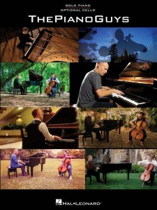 The Piano Guys - nuty na fortepian plus partia wiolonczeli