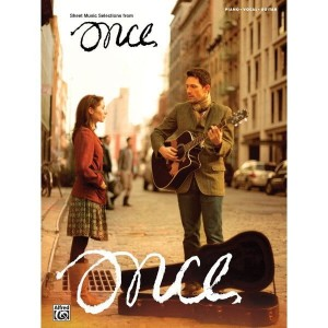 Once: Sheet Music From The Broadway Musical - muzyka z filmu Once na fortepian, głos i gitarę