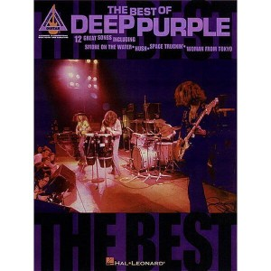 Deep Purple: The Best Of - nuty i tabulatury na gitarę