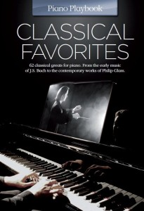 Piano Playbook: Classical Favorites - nuty na fortepian solo