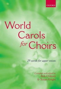 World Carols for Choirs (SSA) - kolędy na chór SSA