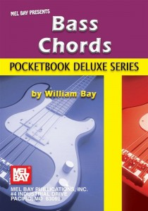 Pocketbook Deluxe Series: Bass Chords - akordy na gitarę basową - Bay