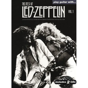 Play Guitar With The Best Of Led Zeppelin Volume 1 - nuty na gitarę (+ 2 płyty CD)