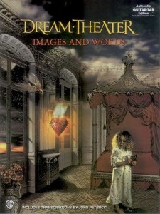 Dream Theater: Images And Words - nuty i tabulatura na gitarę elektryczną