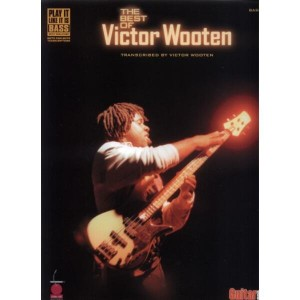The Best of Victor Wooten - nuty na gitarę basową