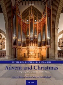 Oxford Hymn Settings for Organists: Advent and Christmas - nuty na organy na Adwent i Boże Narodzenie