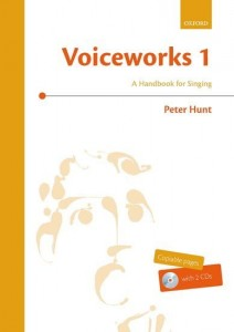 Voiceworks 1: A Handbook for Singing (+ 2 płyty CD) - Hunt