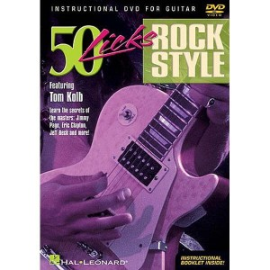 50 Licks Rock Style - Tom Kolb