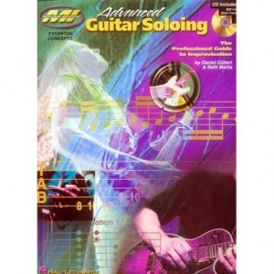 Advanced Guitar Soloing The Professional Guide to Improvisation