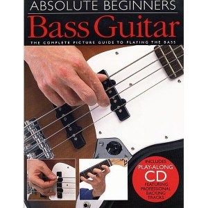 Bass Guitar - Absolute Beginners (+ płyta CD)