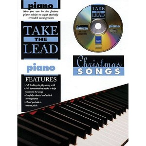 Take The Lead Christmas Songs for Piano - nuty na fortepian do kolęd i pastorałek (+ płyta CD)