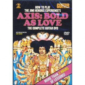 How To Play Jimi Hendrix Axis: Bold As Love