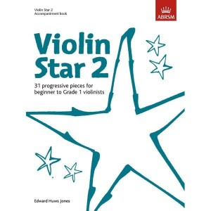 Violin Star 2 - Edward Huws Jones - akompaniament fortepianowy i skrzypcowy