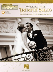 Wedding Essentials: Wedding Trumpet Solos (+ audio online) - utwory na ślub na trąbkę i fortepian